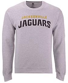 Men's Jacksonville Jaguars Gunslinger Crew Neck Sweatshirt