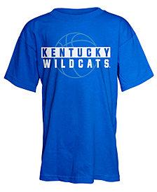 J America Kentucky Wildcats Basketball Shadow T-Shirt, Big Boys (8-20)