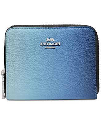 COACH Ombre Zip Around Wallet