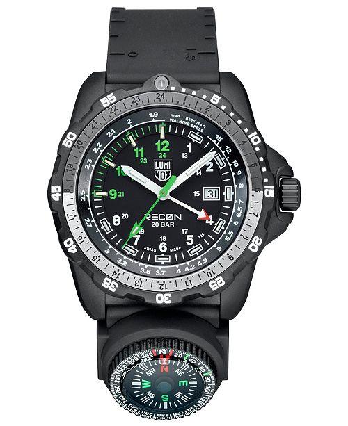 Luminox Recon Nav SPC 8830 Series Black Mens Watch - 8832.MI