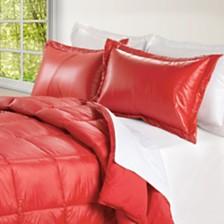 PUFF Packable Down Alternative Indoor/Outdoor Water Resistant Comforter