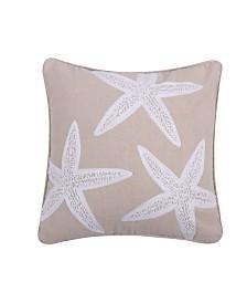 Levtex Home Applique Starfish Pillow
