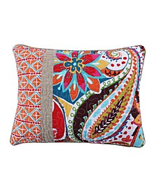 Home Rhapsody Pieced Pillow