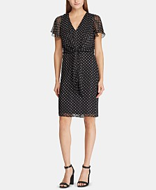 Lauren Ralph Lauren Printed Jacquard Dress