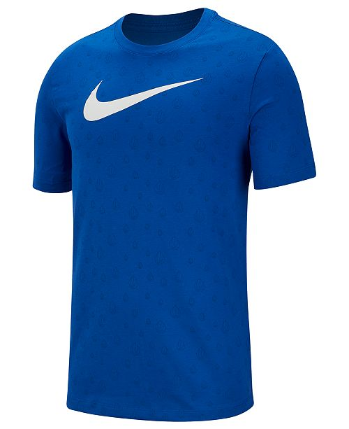 Nike Men's Dri-FIT Logo Basketball T-Shirt