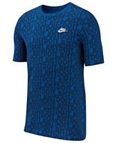 d600556fafe0 Nike Men's Sportswear Logo-Print T-Shirt