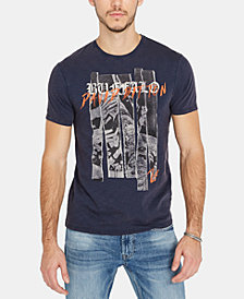 Buffalo David Bitton Men's Tawild Graphic T-Shirt