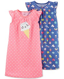 72606f1e591d Girls  Pajamas   Pajama Sets - Macy s