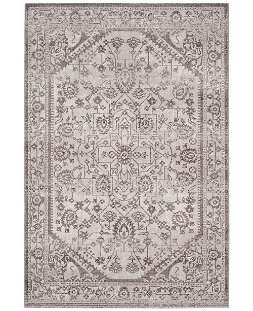 "Safavieh Artisan Beige and Brown 5'1"" x 7'6"" Area Rug"