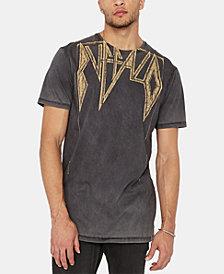Buffalo David Bitton Men's Taroc Graphic T-Shirt