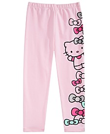 Hello Kitty Toddler Girls Graphic-Print Leggings