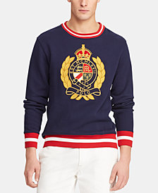 Polo Ralph Lauren Men's Fleece Graphic Sweatshirt