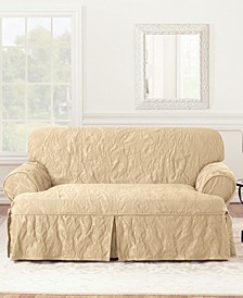 Matelasse Damask Slipcover Collection