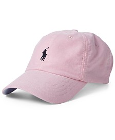 Polo Ralph Lauren Men s Oxford Baseball Cap d884a4cc8fa