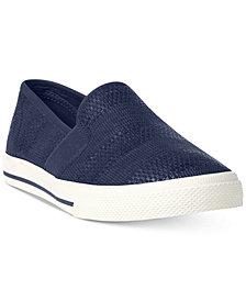 Lauren Ralph Lauren Jinny Slip-On Sneakers