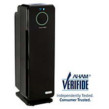 GermGuardian CDAP4500BCA Smart Air Purifier with HEPA Filter
