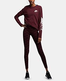 Sportswear Logo-Print Leggings