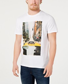 DKNY Men's NYC Graphic T-Shirt