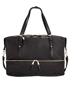 I.N.C. Weekender Bag, Created for Macy's