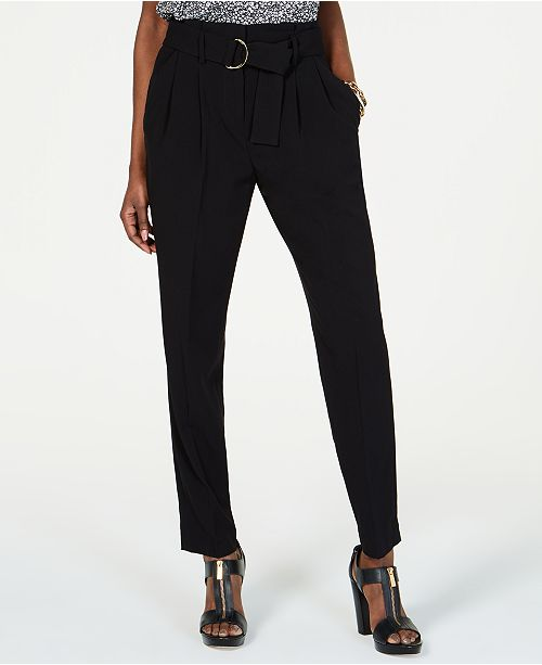 Michael Kors Belted Pants