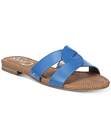 Circus by Sam Edelman Clover Flat Sandals, Created For Macy's
