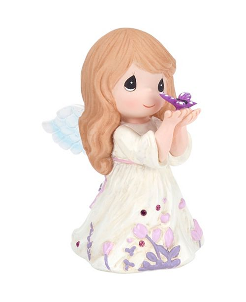 Precious Moments Confirmed In Love Angel Figurine