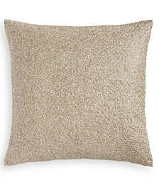 "Luxe Border 18"" x 18"" Decorative Pillow, Created for Macy's"