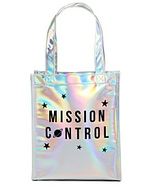 Macy's Flower Show Mission Control Tote