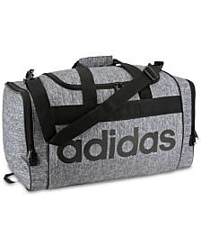 adidas Men's Santiago Logo Duffel Bag