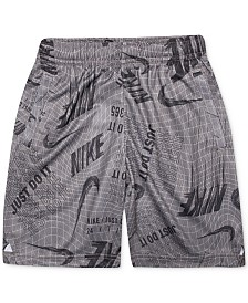 Nike Little Boys Printed Dri-FIT Shorts