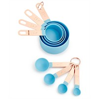 Deals on Art & Cook 8-Pc. Nylon Measuring Cup/Spoon Set
