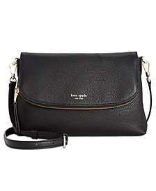 kate spade new york Polly Flap Crossbody