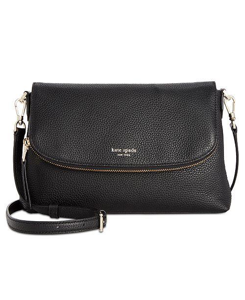 65b460d70220 kate spade new york Polly Flap Crossbody   Reviews - Handbags ...