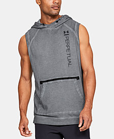 Under Armour Men's Perpetual Sleeveless Hoodie