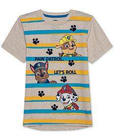Nickelodeon Little Boys Paw Patrol Graphic T-Shirt
