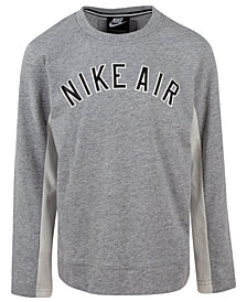 Nike Little Boys Nike Air Lifestyles Cotton T-Shirt