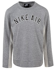 Nike Toddler Boys Air-Print Cotton T-Shirt