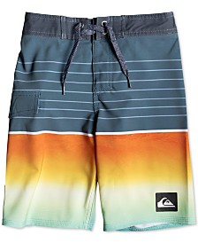 "Quiksilver Toddler Boys Highline Slab 14"" Board Shorts"