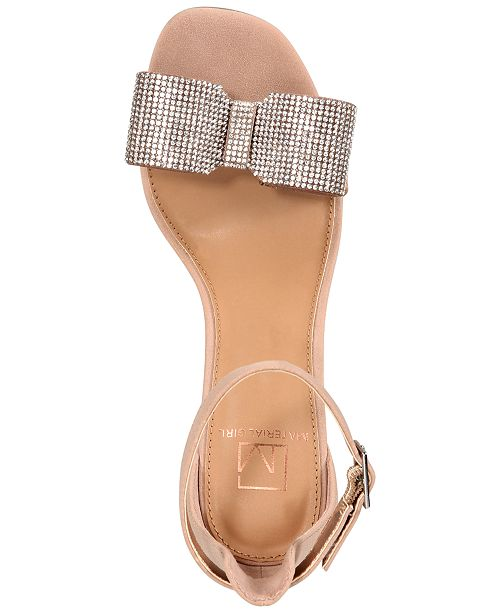 ddc2876fb34 ... Material Girl Blaire Two-Piece Dress Sandals