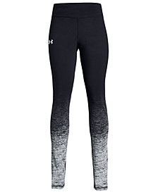 Under Armour Big Girls Finale Gradient Leggings
