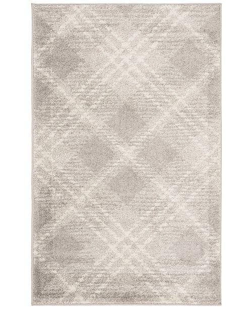 Safavieh Adirondack Light Gray and Ivory 3' x 5' Area Rug