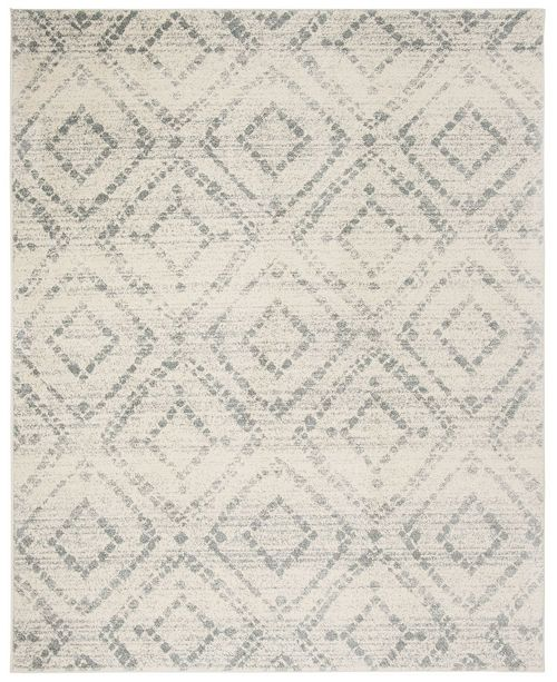 Safavieh Adirondack Ivory and Light Blue 8' x 10' Area Rug