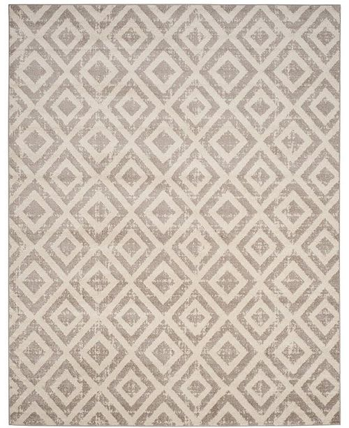 Safavieh Amsterdam 105 Ivory and Mauve Area Rug Collection