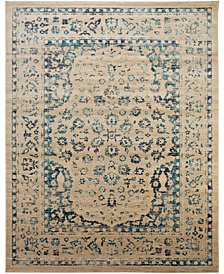 Safavieh Evoke Beige and Turquoise 8' x 10' Area Rug