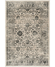 Safavieh Evoke Beige and Blue 4' x 6' Area Rug
