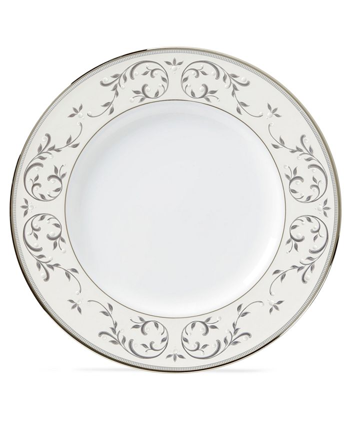 Lenox - Opal Innocence 10th Anniversary Accent Plate