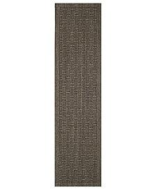 Safavieh Palm Beach Silver 2' x 8' Sisal Weave Area Rug