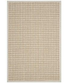 Safavieh Natural Fiber Light Gray 4' x 6' Sisal Weave Area Rug