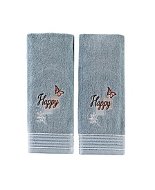 New Hope 2 Piece Hand Towel Set