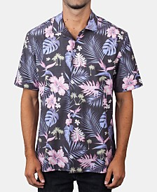 Neff Men's Woven Graphic Shirt